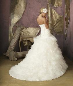 mori lee vencanica Bridal