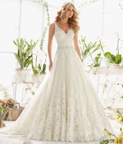 mori lee vencanica Madelyn