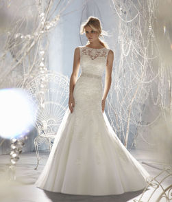 mori lee vencanica Lady