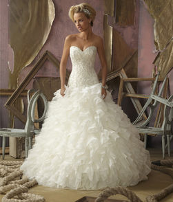 mori lee vencanica Princess