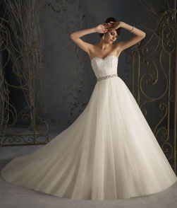 mori lee vencanica Queen